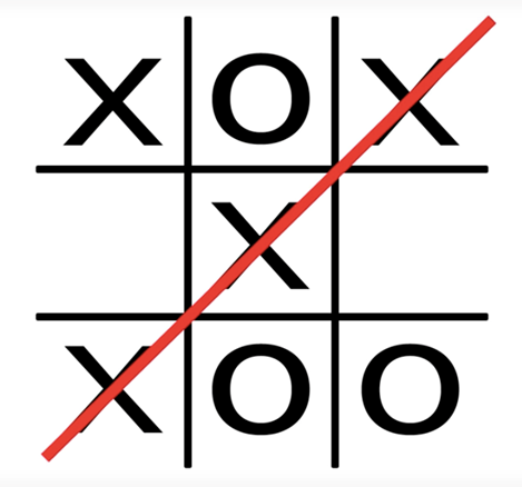 Örnek Tic-Tac-Toe Oyunu